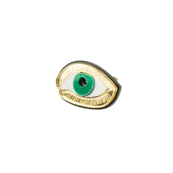 Eye Ring - Ring - Patricia Nicolás - Jewellery - Arlette Gold