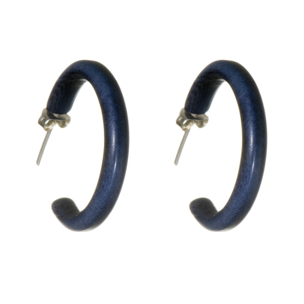 Rachel Large Hoop Studs - Earrings - Just Trade - Jewellery - Arlette Gold