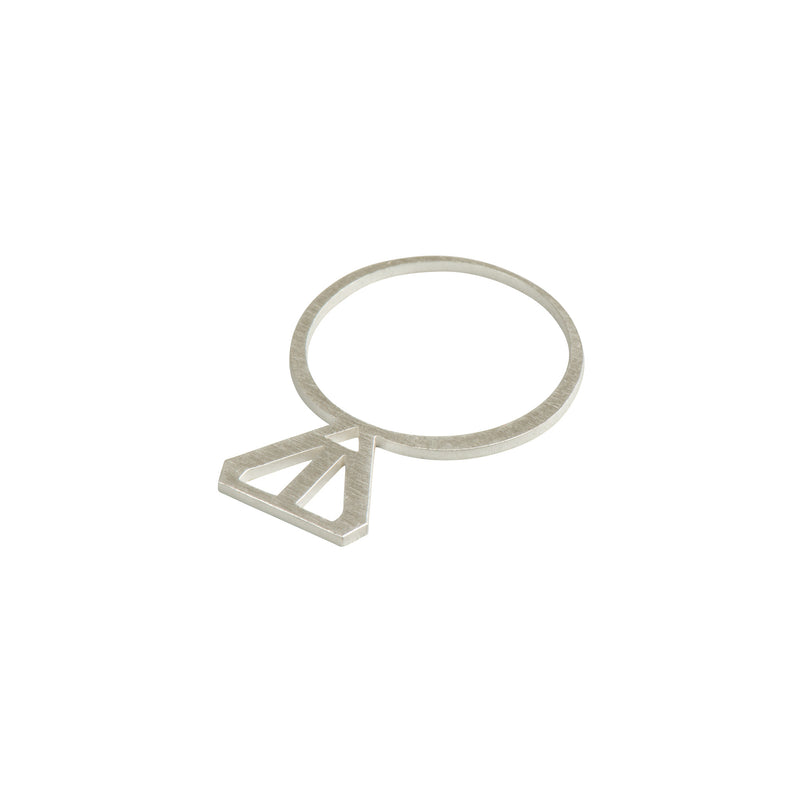 Silver Arrow Ring - Ring - Retrospective Jewellery - Jewellery - Arlette Gold
