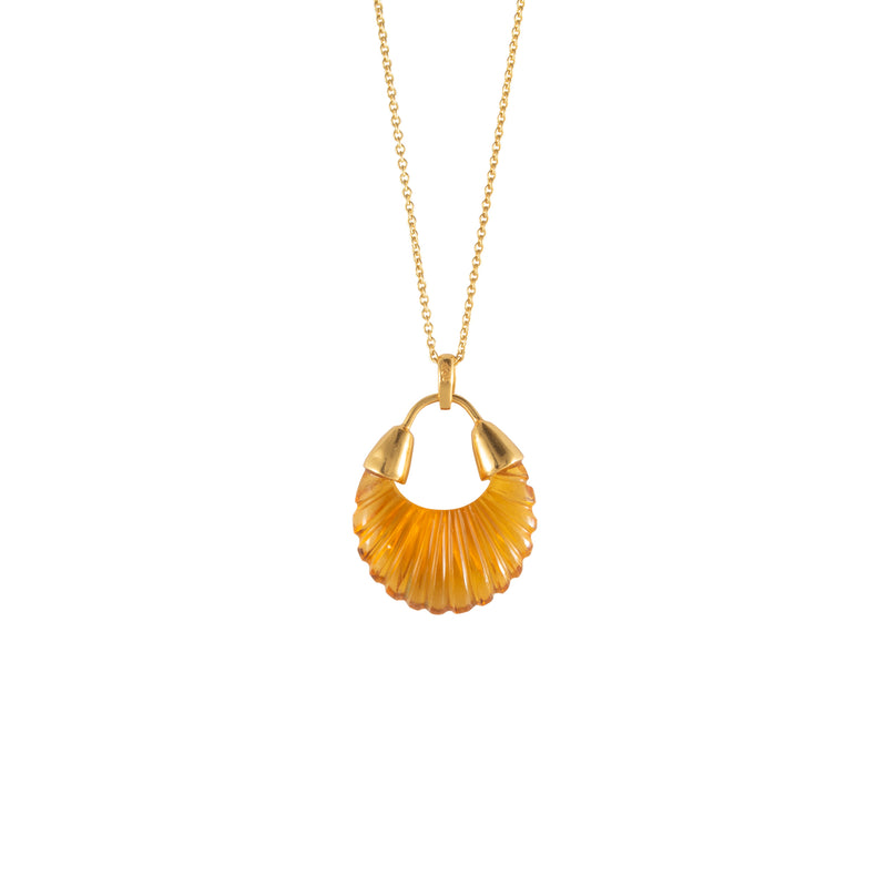 Ettienne Necklace Champagne