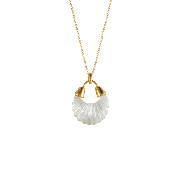 Ettienne Necklace Clear