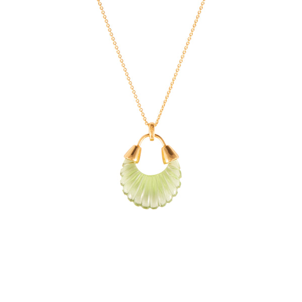 Ettienne Necklace Green