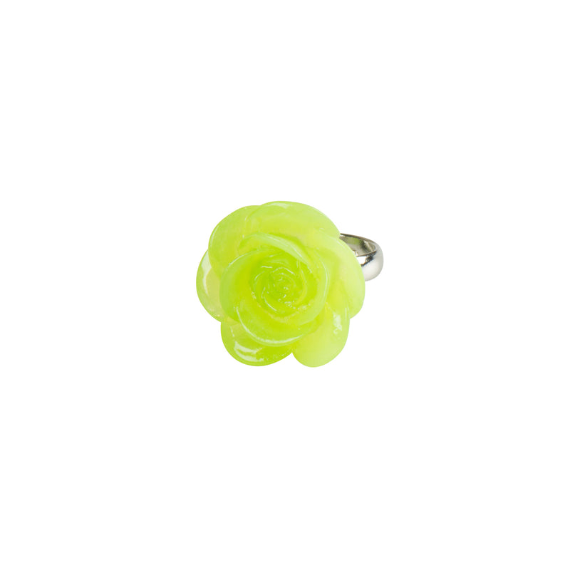 Green Jelly Rose Ring - Kids - Pop Cutie - Jewellery - Arlette Gold