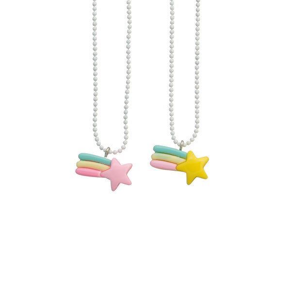 BFF Shooting Star Necklace - Kids - Pop Cutie - Jewellery - Arlette Gold
