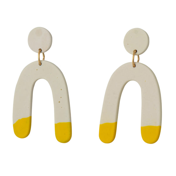 Serie Citrus º 002 - Earrings - Lia B - Jewellery - Arlette Gold