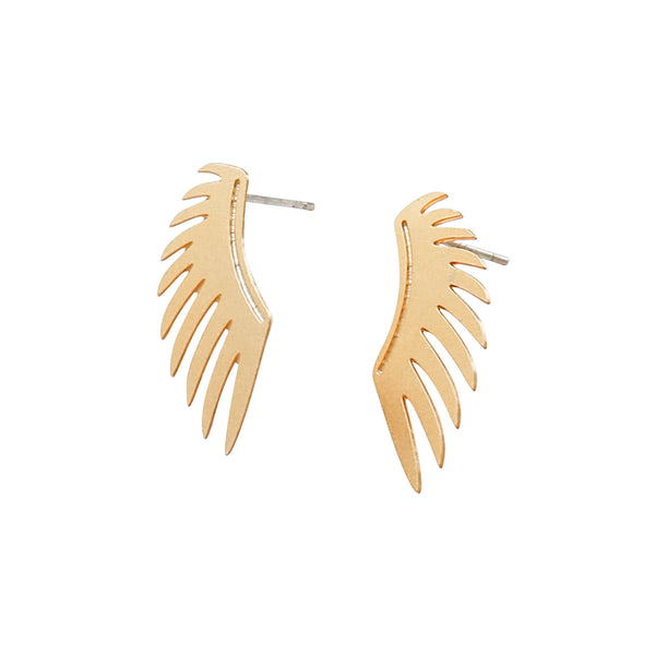 Gold Rebel Earrings - Earrings - Shlomit Ofir - Jewellery - Arlette Gold