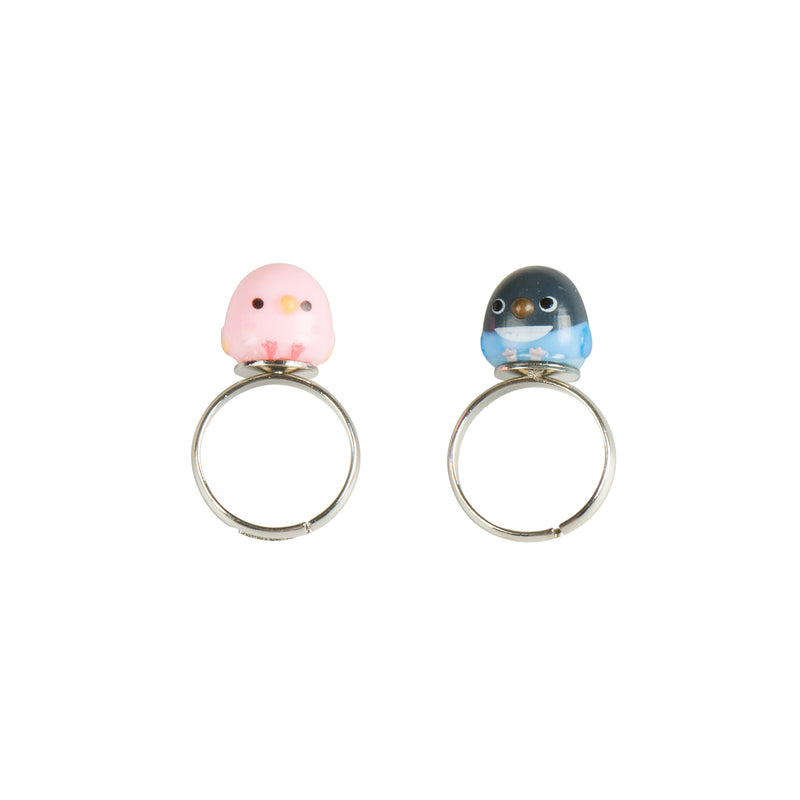 Tiny Bird Rings (2 in 1) - Kids - Pop Cutie - Jewellery - Arlette Gold