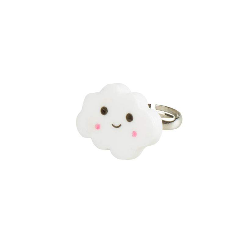 Kawaii Cloud Ring - Kids - Pop Cutie - Jewellery - Arlette Gold