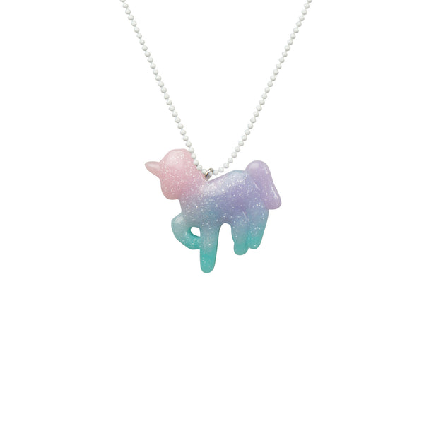 Harajuku Unicorn Necklace - Kids - Pop Cutie - Jewellery - Arlette Gold