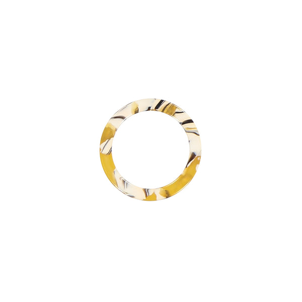 Amparo Ring - Copenhagen Yellow