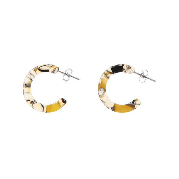 Anaïs Earrings - Copenhagen Yellow