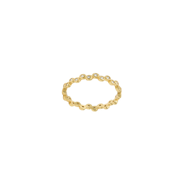 Bubble Ring - Ring - Laviandbelle - Jewellery - Arlette Gold