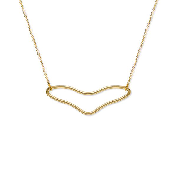 Gold Valentina Necklace
