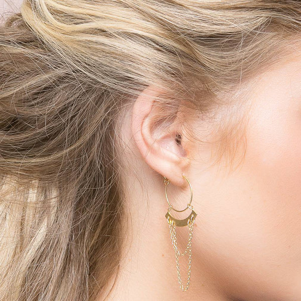 Sonora Earrings - Earrings - Shlomit Ofir - Jewellery - Arlette Gold