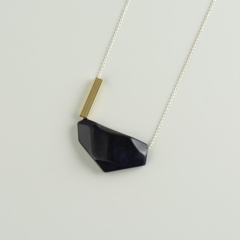 Rachel Irregular Single Necklace - Necklace - Just Trade - Jewellery - Arlette Gold