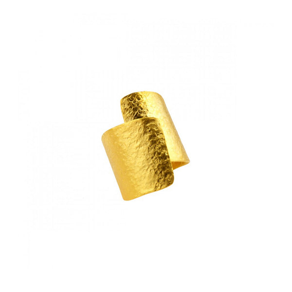 Wrap Scroll Ring - Ring - FL Private Collection - Jewellery - Arlette Gold