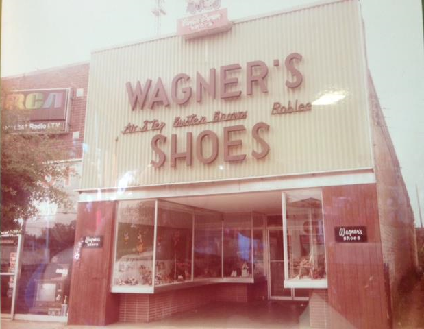Wagner's Shoes Downtown