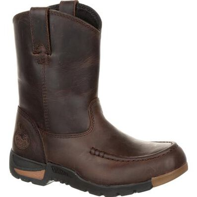 Georgia Boot Athens Pull-On Boot (Big Kid)