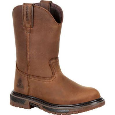 Original Ride FLX Waterproof Western Boot (Little Kid/Big Kid)