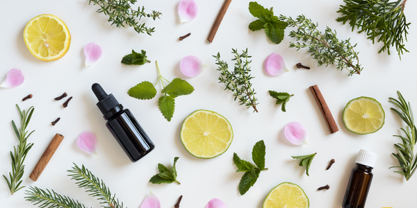 What is the Mystery Behind Essential Oils vs. Fragrance Oils in Bath Products