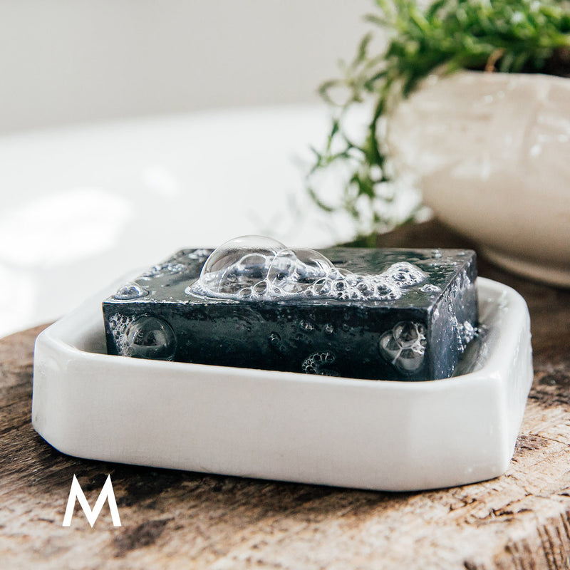Activated Charcoal Tea Tree Soap Bar