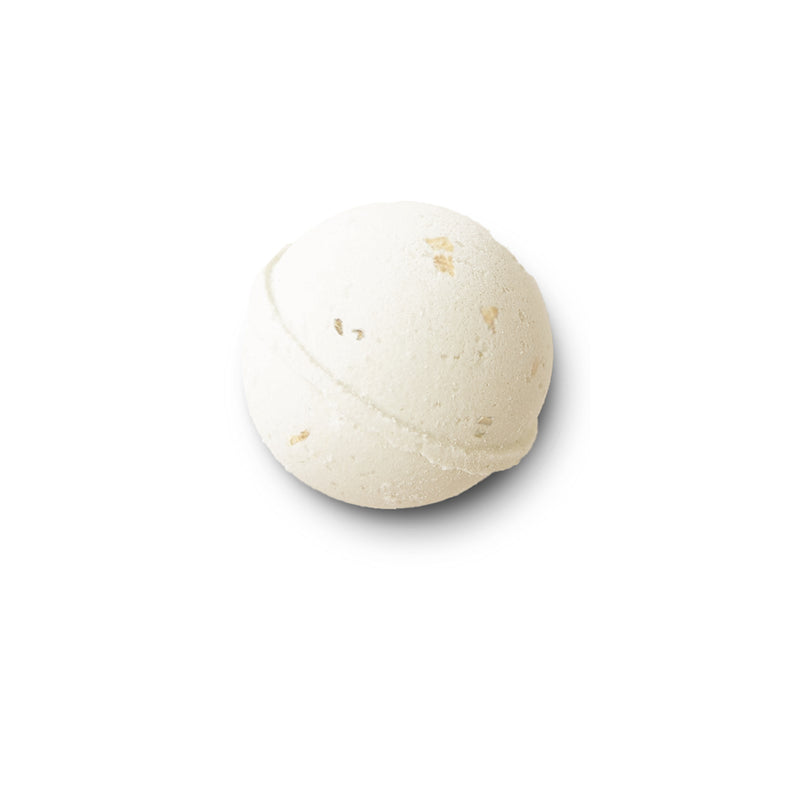 Oatmeal Milk Honey Bath Bomb