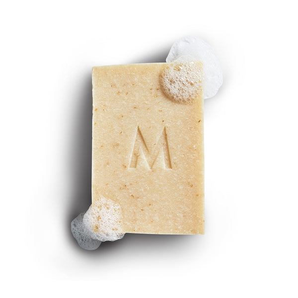 Oatmeal Milk Honey Soap Bar