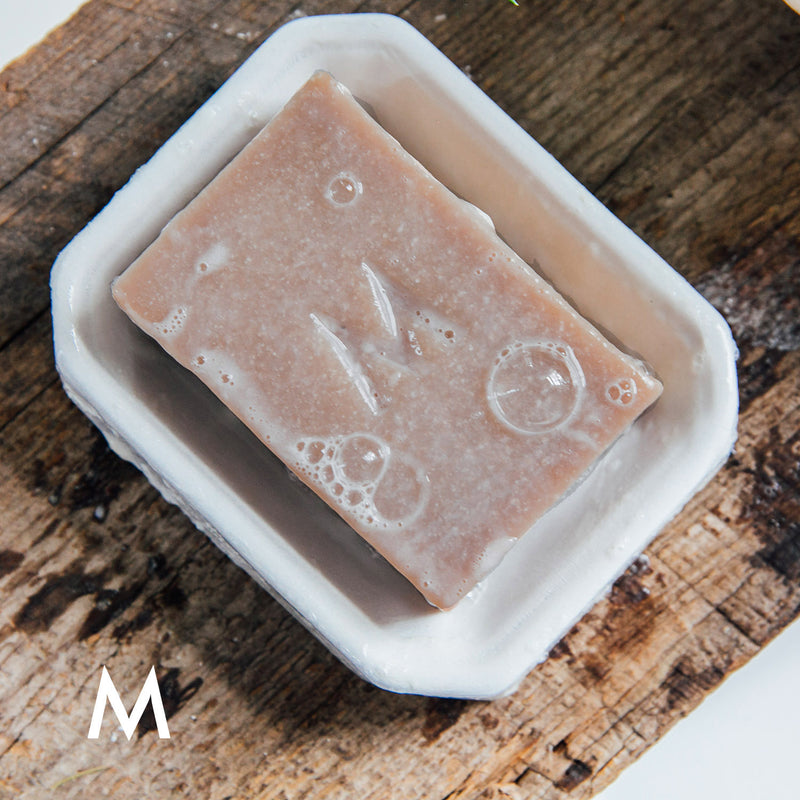 Sandalwood Tobacco Vanilla Soap Bar