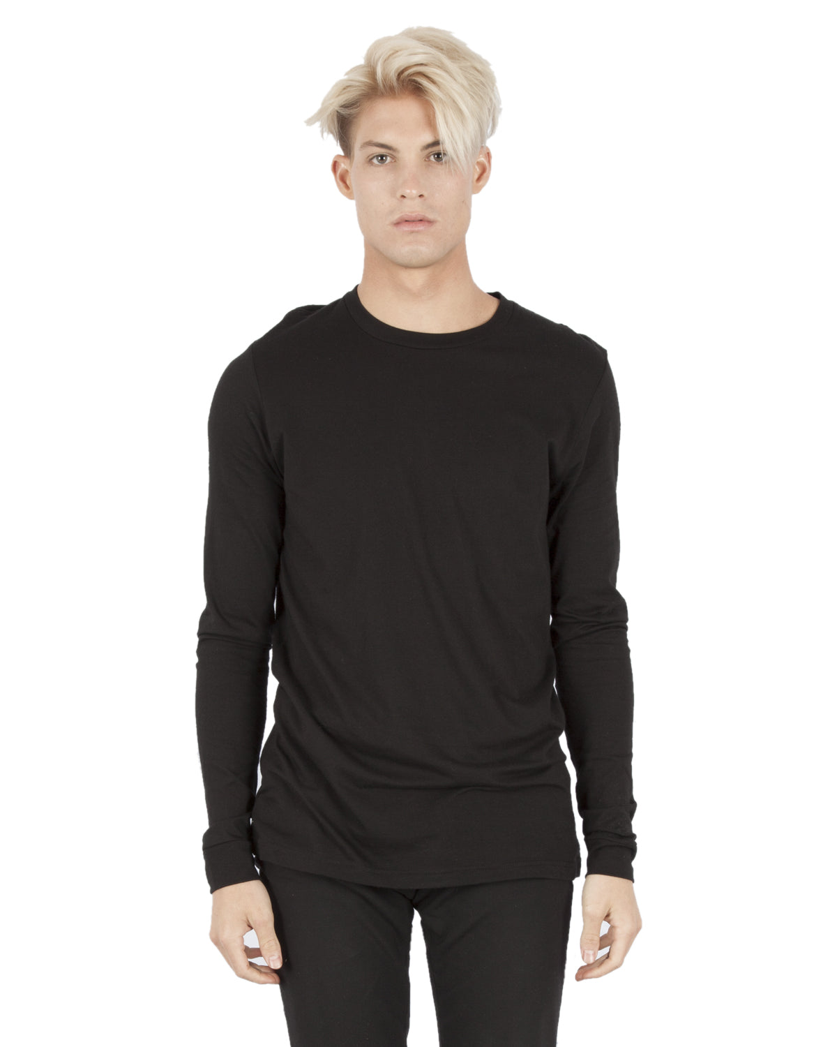 4310L Modal Crew Long Sleeve