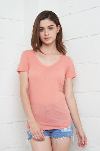 Boutique Deep V-Neck