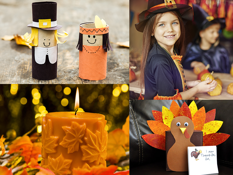 10 Ways To Show Gratitude With Crafts This Thanksgiving