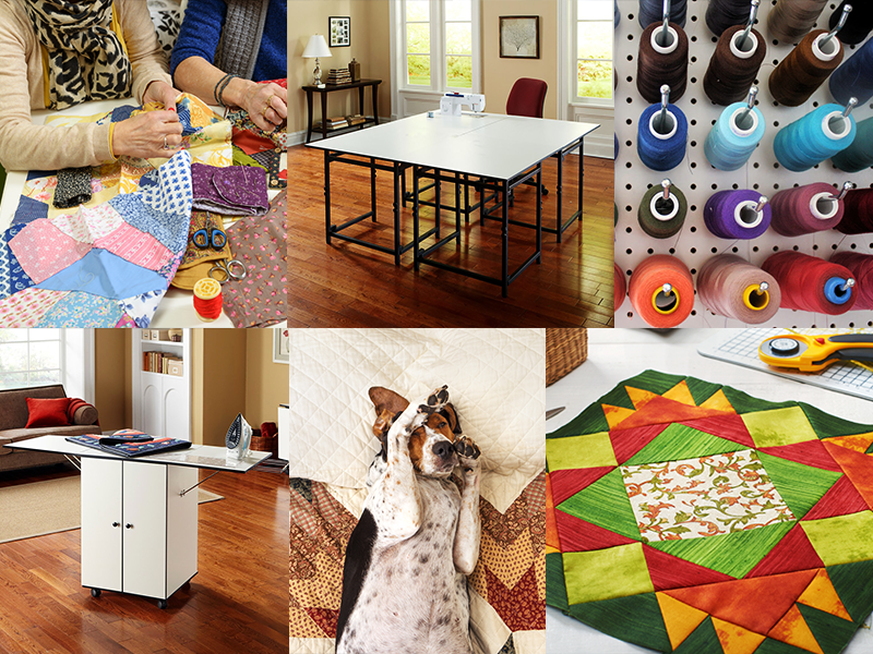 Designing Your Dream Quilting Room
