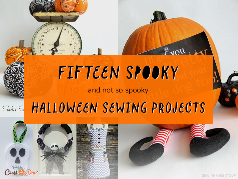 15 Spooky Sewing Projects for Halloween