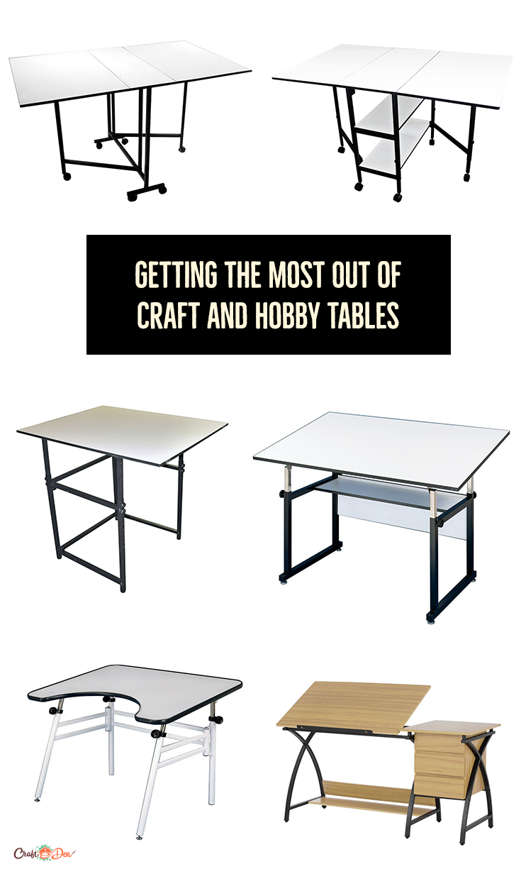 Craft & Hobby Tables - Craft Den