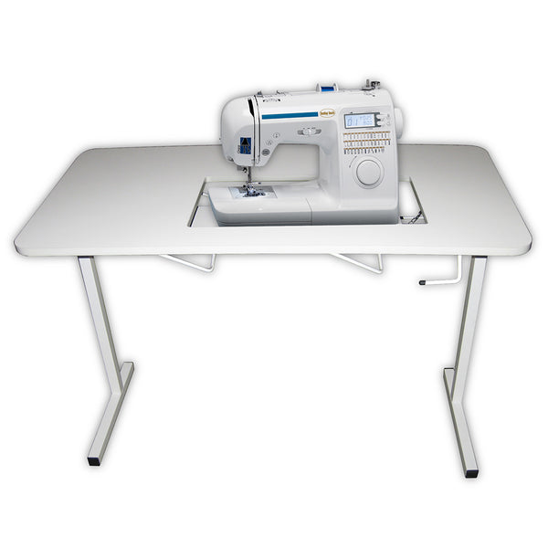 Folding Portable Sewing Table - Craft Den