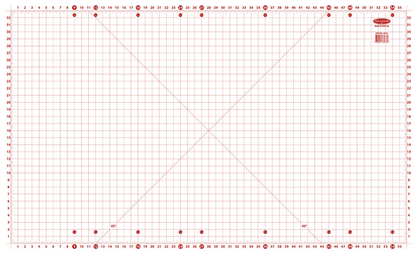 Home Hobby and Craft Table Cutting Mat - Craft Den