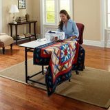Quilt & Sew Add-A-Table - Craft Den