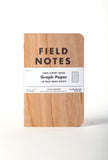 Field Notes Cherry Graph 3-Pack - Craft Den