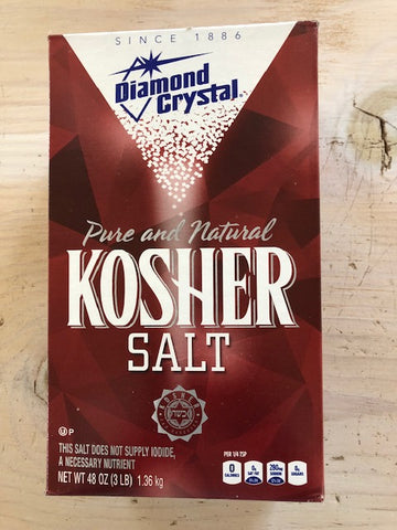 Pure Kosher Sea Salt (for local pickup and delivery only)