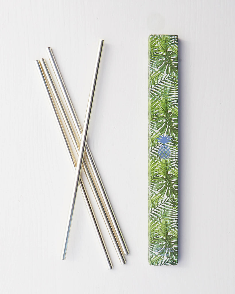 Plated Straws