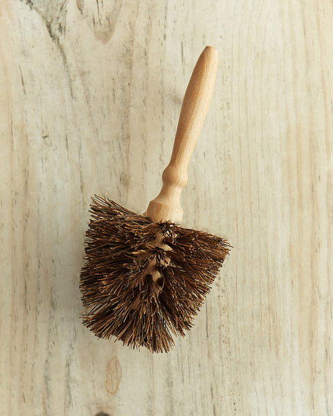 Redecker Flower Pot Brush