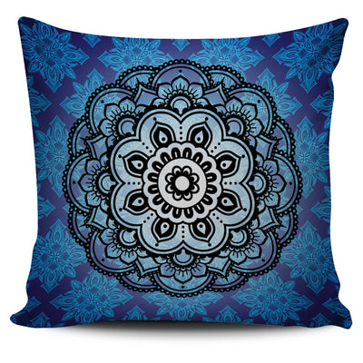 Rangoli Mandala Pillow Cover
