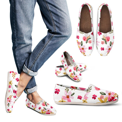 Floral Watercolor Print Shoes *FREE SHIPPING*