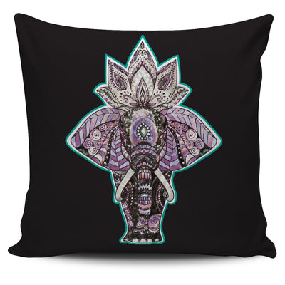 Indian Elephant™ Pillow Cover