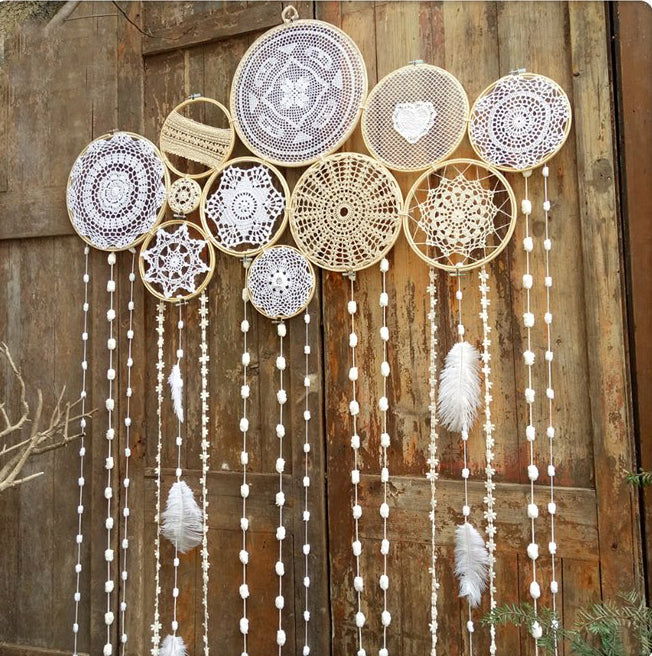 11 Roundie Hand-Woven™ Dream Catcher *FREE DELIVERY*