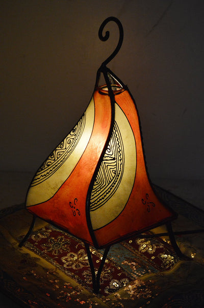 *HANDMADE* Henna Lamps *SHIPS ONLY IN US*
