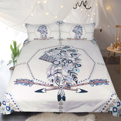 American Indian Feathers™  Duvet Set *FREE DELIVERY*