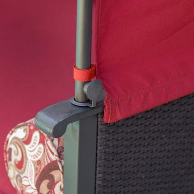 Better Home UV Protected Day Bed in Red *FREE SHIPPING*