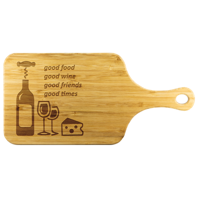 Good Times Cheese Board *FREE SHIPPING*