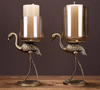 Flamingo Candle Holder *WORLDWIDE FREE SHIPPING*